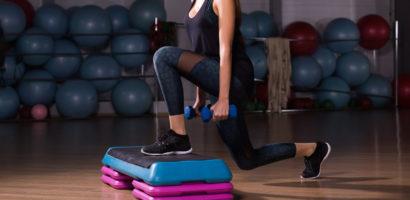 step exercises